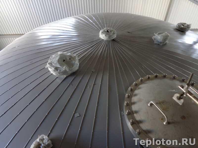 Расчет цепеленов для изготовления покрытия сферических поверхностей