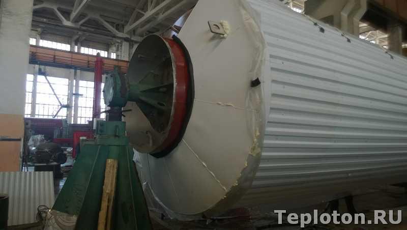 Теплоизоляция емкостей в Татарстане