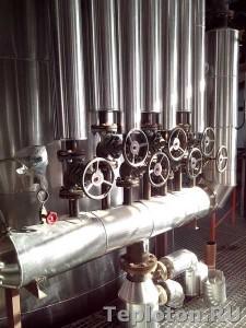 Тепловая изоляция труб в Балаково