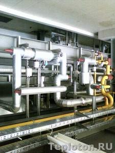 Теплоизоляция мясокомбината