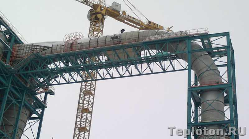 Изоляция на высоте в Татарстане