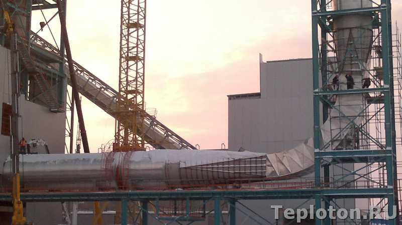 Изоляция труб в Татарстане